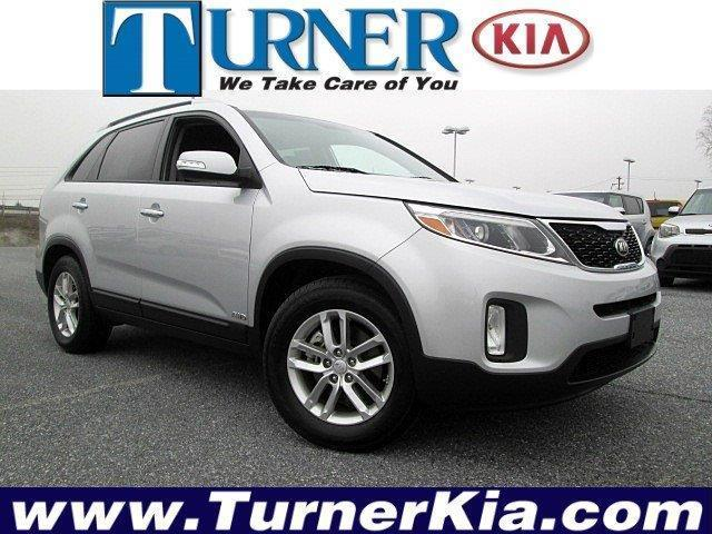 2015 Kia Sorento LX SUV for sale in Harrisburg for $24,495 with 10,606 miles