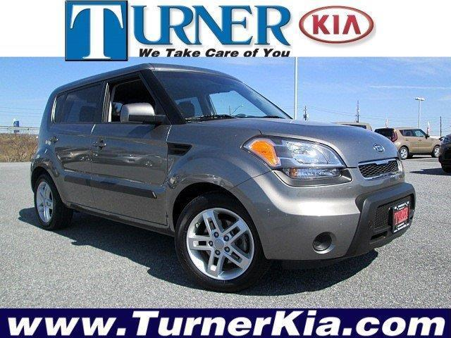 2011 Kia Soul Sport Wagon for sale in Harrisburg for $14,995 with 18,115 miles