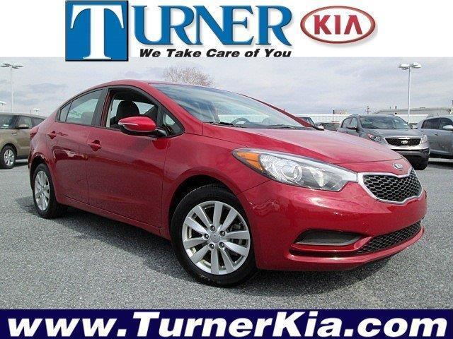2014 Kia Forte LX Sedan for sale in Harrisburg for $15,595 with 16,776 miles