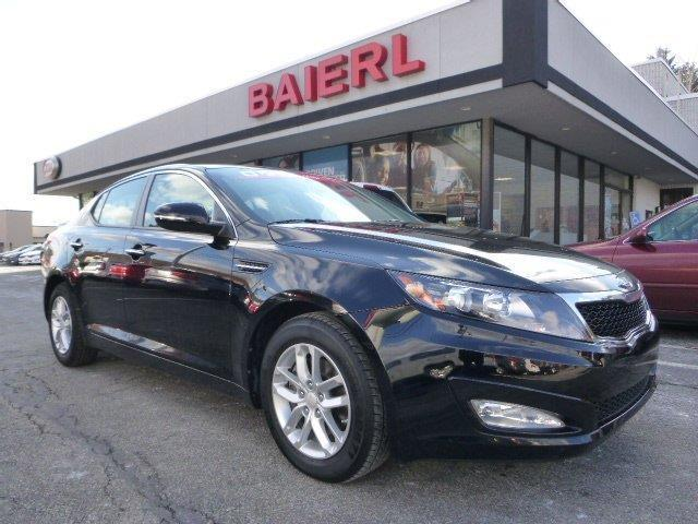2012 Kia Optima LX Sedan for sale in Pittsburgh for $16,798 with 6,913 miles.