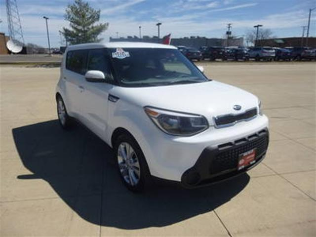 2014 Kia Soul + Wagon for sale in Peoria for $18,595 with 11,392 miles