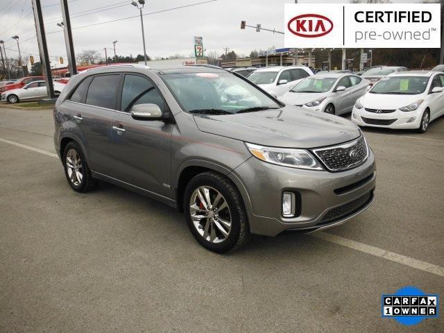 2014 Kia Sorento SX SUV for sale in Butler for $31,991 with 14,980 miles.