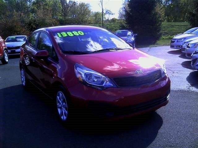 2012 Kia Rio LX Sedan for sale in Kingston for $12,990 with 29,099 miles.