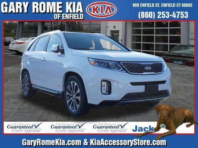 2014 Kia Sorento SX SUV for sale in Enfield for $28,200 with 37,264 miles.