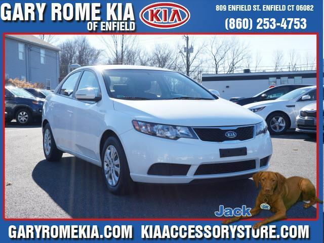 2012 Kia Forte EX Sedan for sale in Enfield for $13,200 with 35,757 miles.