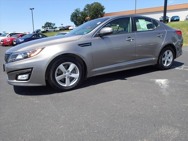 2014 Kia Optima LX Sedan for sale in Rolla for $20,355 with 29,194 miles.