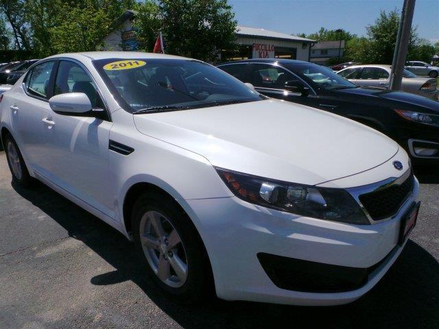 2011 Kia Optima LX Sedan for sale in Schenectady for $17,995 with 43,822 miles.