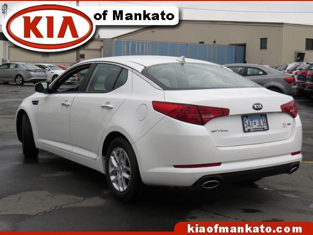 2013 Kia Optima LX Sedan for sale in Mankato for $18,995 with 24,999 miles.