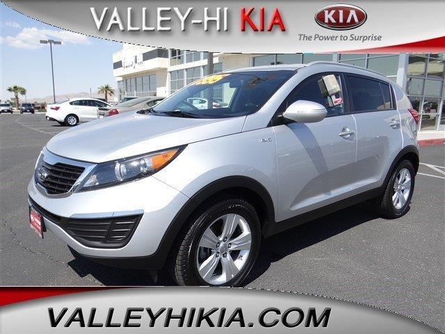 2011 Kia Sportage LX SUV for sale in Victorville for $17,995 with 48,299 miles