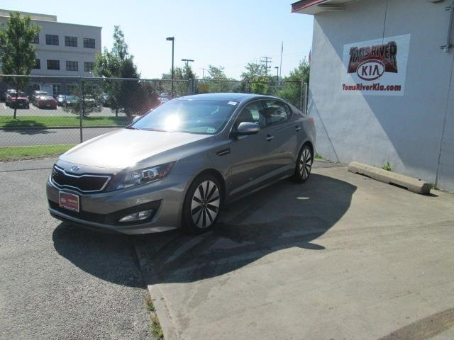 2012 Kia Optima SX Sedan for sale in Toms River for $19,995 with 31,101 miles