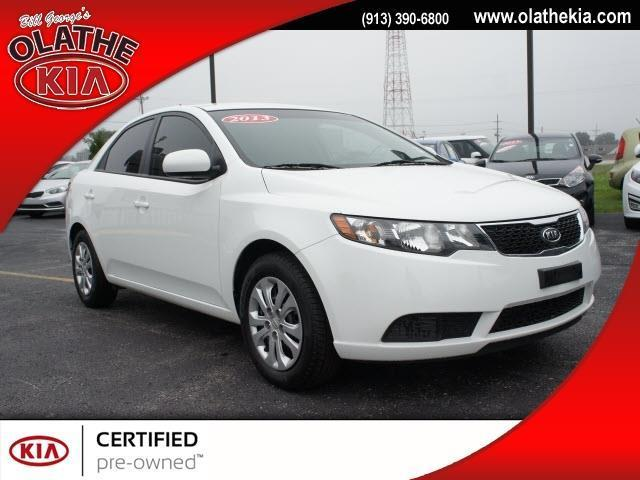 2013 Kia Forte LX Sedan for sale in Olathe for $12,984 with 44,435 miles