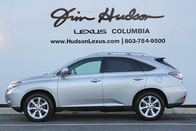 2011 Lexus RX 350 Base SUV for sale in Columbia for $32,119 with 48,200 miles.