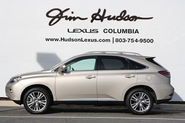 2013 Lexus RX 350 SUV for sale in Columbia for $42,590 with 15,567 miles