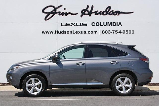 2013 Lexus RX 350 SUV for sale in Columbia for $39,990 with 21,624 miles