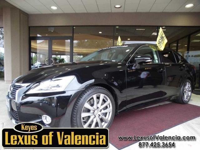 2013 Lexus GS 350 Base Sedan for sale in Valencia for $36,995 with 27,819 miles.