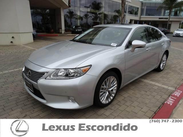 2013 Lexus ES 350 Base Sedan for sale in Escondido for $36,999 with 22,044 miles.