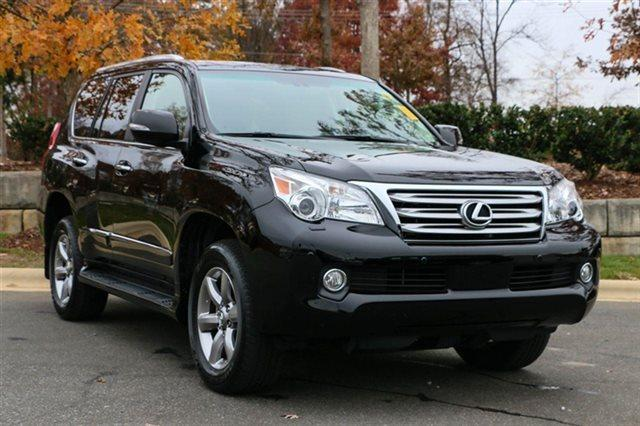 2012 Lexus GX 460 SUV for sale in Charlotte for $49,990 with 25,493 miles.