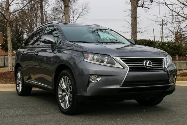 2013 Lexus RX 350 SUV for sale in Charlotte for $38,981 with 36,845 miles