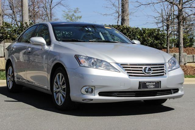 2011 Lexus ES 350 Base Sedan for sale in Charlotte for $27,981 with 30,437 miles