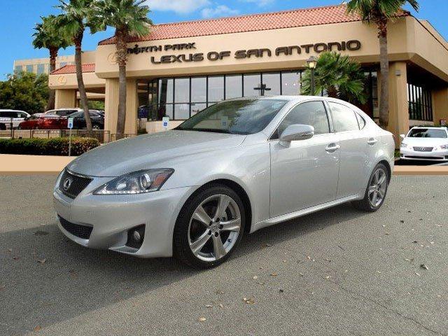 2012 Lexus IS 250 Base Sedan for sale in San Antonio for $25,495 with 27,802 miles