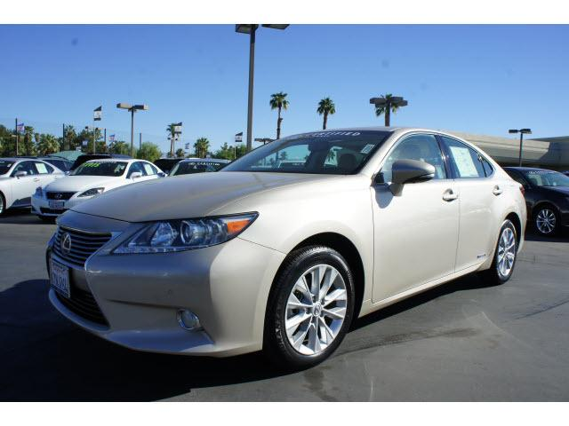 2013 Lexus ES 300h Base Sedan for sale in Cathedral City for $41,995 with 19,449 miles.