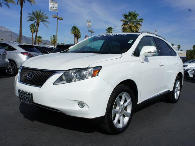 2012 Lexus RX 350 Base SUV for sale in Cathedral City for $36,000 with 28,335 miles