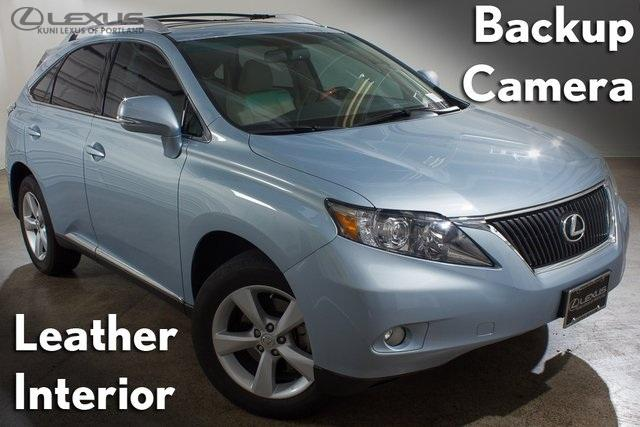 2012 Lexus RX 350 Base SUV for sale in Portland for $34,900 with 39,788 miles