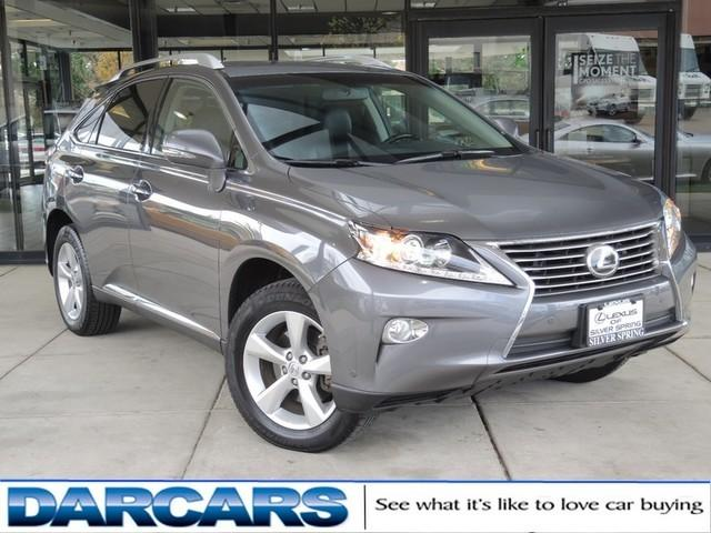 2014 Lexus RX 350 SUV for sale in Silver Spring for $42,822 with 14,642 miles.
