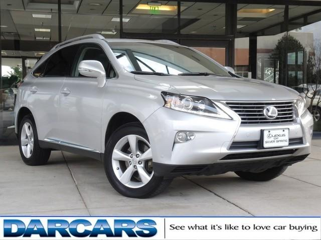 2013 Lexus RX 350 SUV for sale in Silver Spring for $35,865 with 27,270 miles.