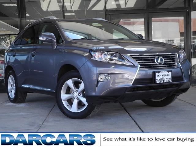 2013 Lexus RX 350 SUV for sale in Silver Spring for $36,892 with 10,543 miles