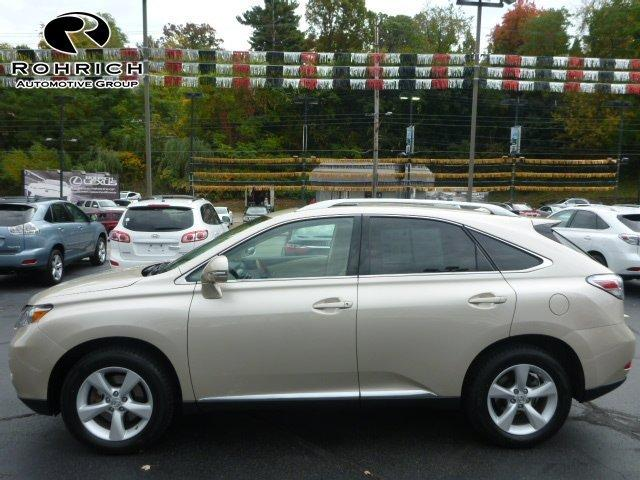 2012 Lexus RX 350 Base SUV for sale in Pittsburgh for $30,454 with 47,855 miles.