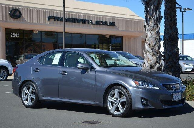 2012 Lexus IS 250 Base Sedan for sale in Santa Rosa for $28,975 with 36,205 miles.
