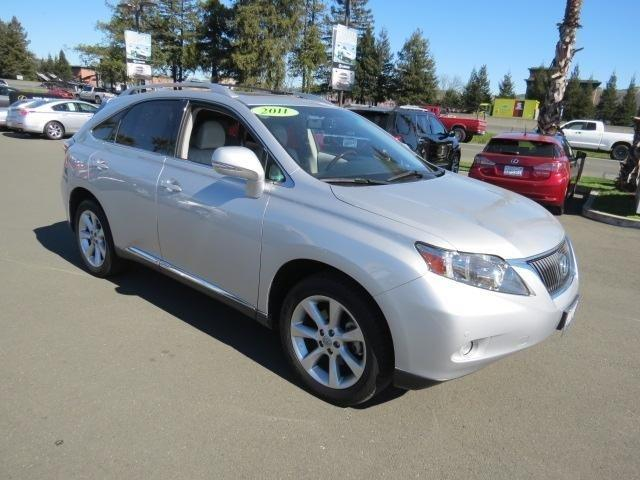 2011 Lexus RX 350 Base SUV for sale in Santa Rosa for $28,775 with 69,639 miles.