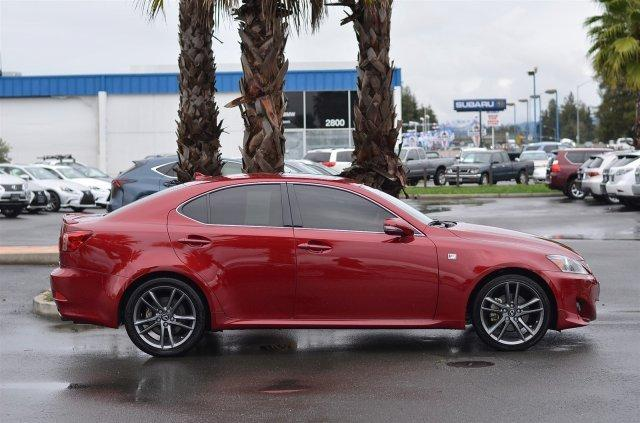 2011 Lexus IS 250 Base Sedan for sale in Santa Rosa for $24,975 with 56,124 miles