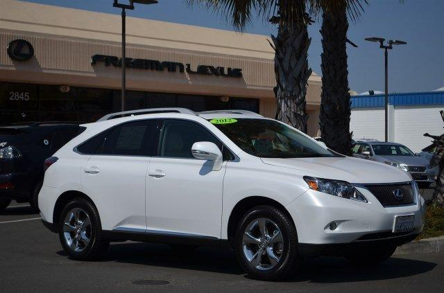 2012 Lexus RX 350 Base SUV for sale in Santa Rosa for $32,975 with 43,201 miles.