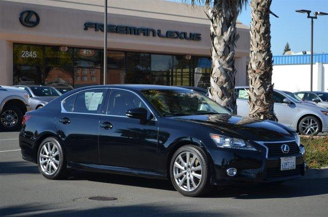 2013 Lexus GS 350 Base Sedan for sale in Santa Rosa for $42,975 with 16,382 miles.