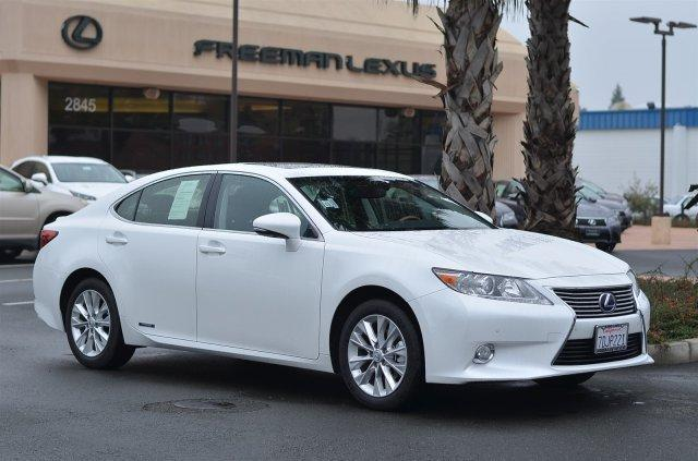 2014 Lexus ES 300h Base Sedan for sale in Santa Rosa for $38,975 with 8,186 miles.