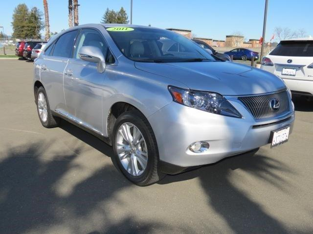2011 Lexus RX 450h Base SUV for sale in Santa Rosa for $37,495 with 31,183 miles.