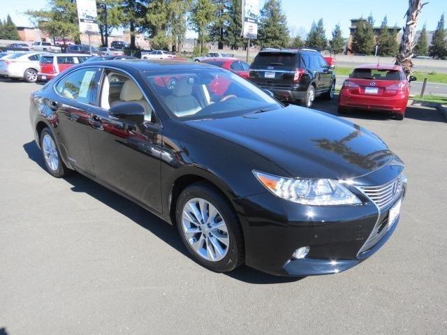 2013 Lexus ES 300h Base Sedan for sale in Santa Rosa for $36,475 with 30,815 miles.