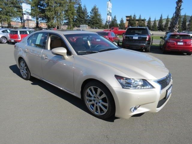 2013 Lexus GS 350 Base Sedan for sale in Santa Rosa for $40,975 with 17,457 miles