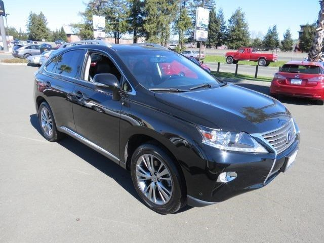 2013 Lexus RX 450h Base SUV for sale in Santa Rosa for $43,495 with 44,438 miles
