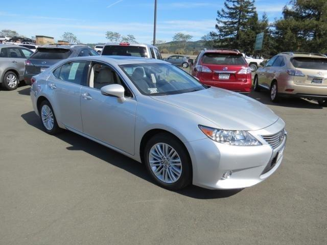 2014 Lexus ES 350 Base Sedan for sale in Santa Rosa for $38,975 with 9,818 miles