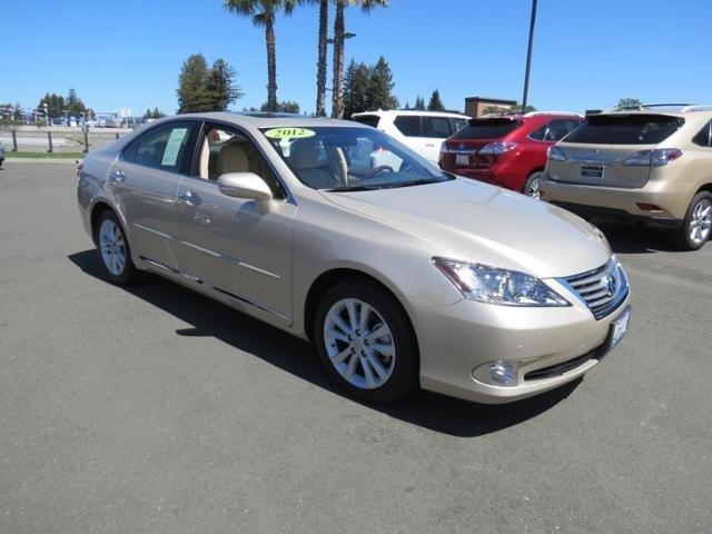 2012 Lexus ES 350 Base Sedan for sale in Santa Rosa for $28,975 with 28,583 miles