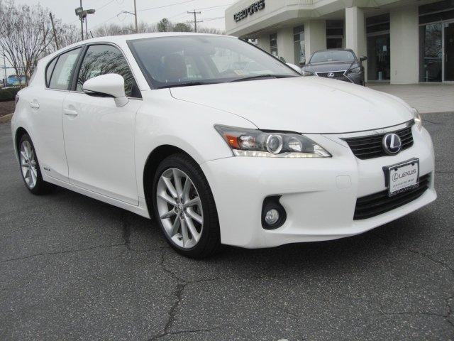 2011 Lexus CT 200h Hatchback for sale in Virginia Beach for $25,980 with 22,364 miles.