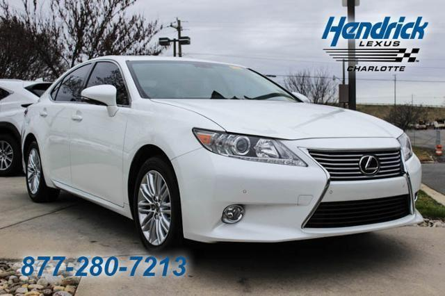 2013 Lexus ES 350 Base Sedan for sale in Charlotte for $33,549 with 45,800 miles.