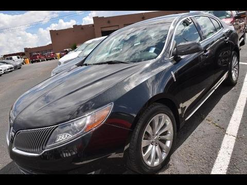 2013 Lincoln MKS Base Sedan for sale in Prescott for $32,995 with 37,070 miles