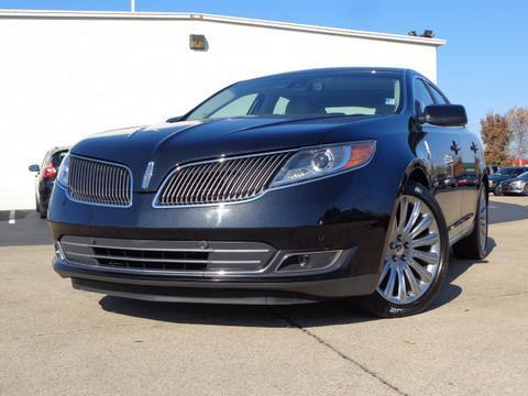 2013 Lincoln MKS Base Sedan for sale in Chattanooga for $26,986 with 27,599 miles.