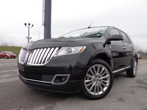 2013 Lincoln MKX Base SUV for sale in Chattanooga for $28,998 with 37,758 miles.