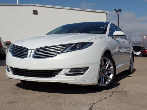 2013 Lincoln MKZ Base Sedan for sale in Chattanooga for $28,375 with 55,317 miles.