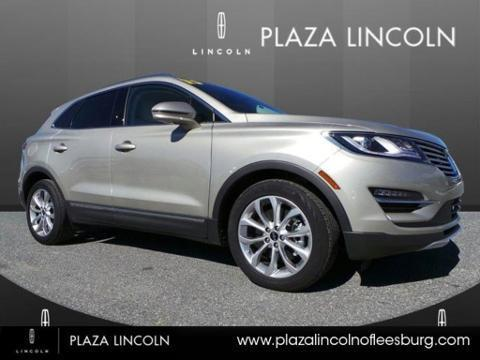 2015 Lincoln MKC Base SUV for sale in Leesburg for $35,915 with 8,905 miles